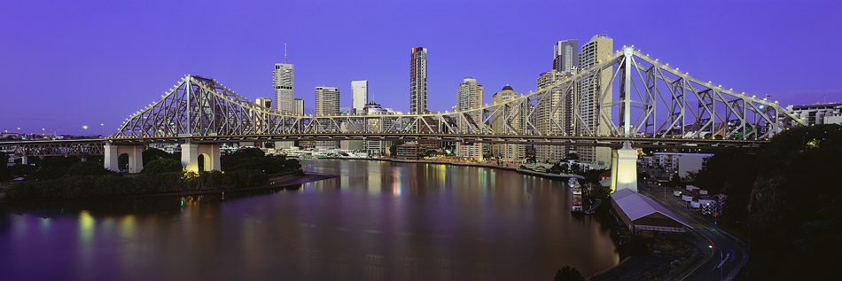 The 3 Sisters, Story Bridge