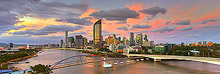 Brisbane Sunset Photos
