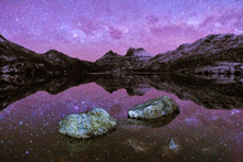Cradle Mountain Milky Way Photos