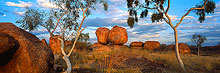 Devil's Marbles Photos