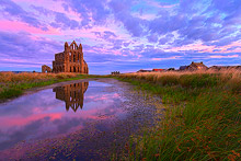 Whitby Abbey Sunrise Photos