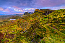 Quiraing Sunrise Photos