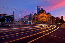 Flinders Street Station Photos