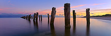 Jetty Ruins, Clifton Springs, Victoria