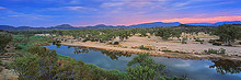 West Macdonnell Ranges, Todd River