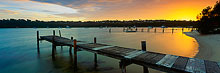 Merimbula Lake Jetty