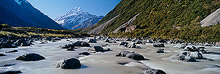 Mt Cook, Hooker Valley, New Zealand