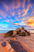 Remarkable Rocks Sunset Photo