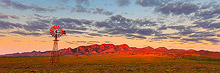 Flinders Ranges Sunset Photo