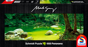 Mossman Gorge Mark Gray Puzzle